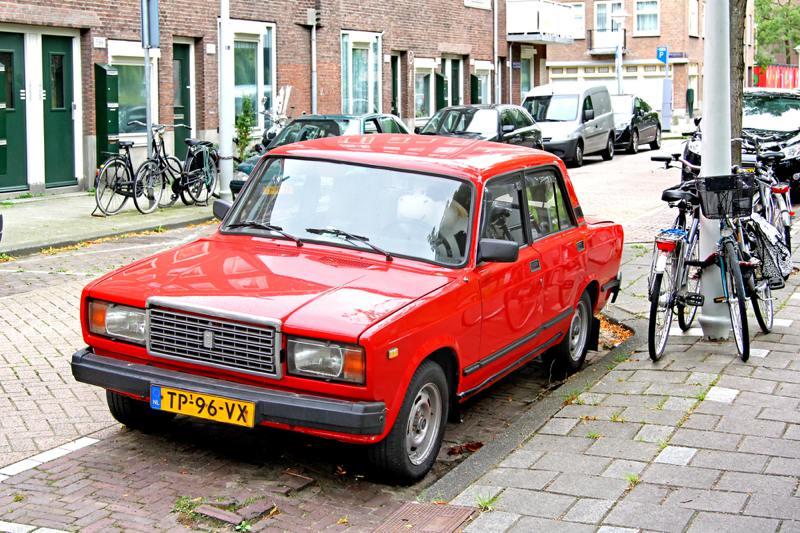 Lada Riva Car